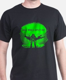 What Would Ripley Do? T-Shirt