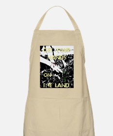 Cute Sustainable agriculture Apron