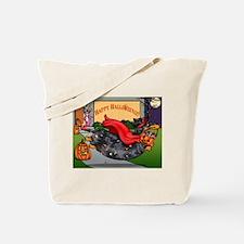 Halloweenie (Dapple) Tote Bag