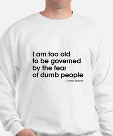 Dumb People (The Newsroom) Jumper