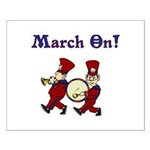 March On Small Poster
