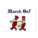 March On Postcards (Package of 8)