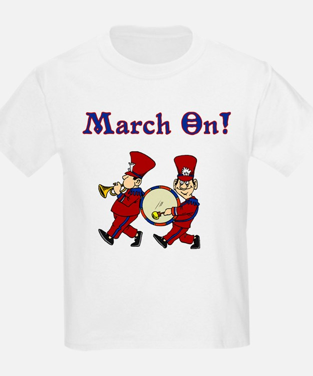 March On T-Shirt