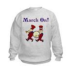 March On Kids Sweatshirt