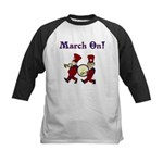 March On Kids Baseball Jersey