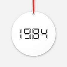 1984 Ornament (Round)