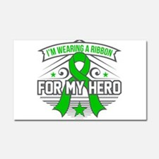 Neurofibromatosis For My Hero Car Magnet 20 x 12