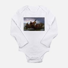 Washington Crossing the Delaware Body Suit