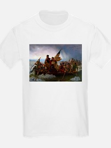 Washington Crossing the Delaware T-Shirt