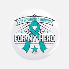 Myasthenia Gravis For My Hero Button