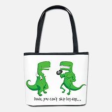 Don't skip leg day Bucket Bag