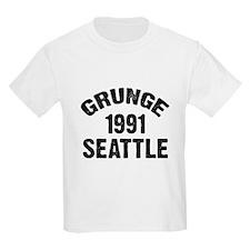 SEATTLE 1991 GRUNGE T-Shirt