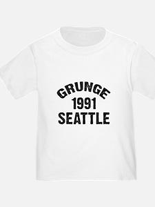 SEATTLE 1991 GRUNGE T