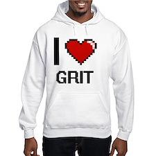 Funny True grit Hoodie