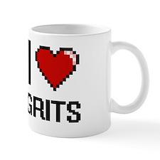 Cute I love grits Mug
