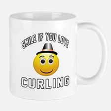 Curling Cool Designs Mug