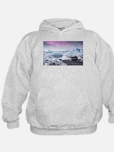 Glaciers of Iceland Hoodie