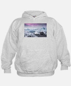 Glaciers of Iceland Hoody