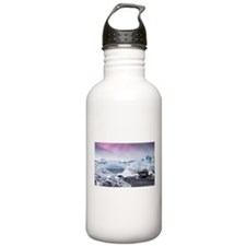 Glaciers of Iceland Water Bottle