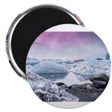 Glaciers of Iceland Magnets