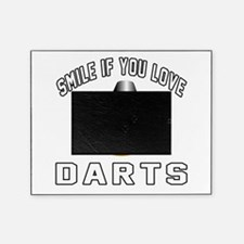 Darts Cool Designs Picture Frame