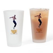 Channing Tatum Drinking Glass