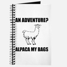 Alpaca My Bags Journal