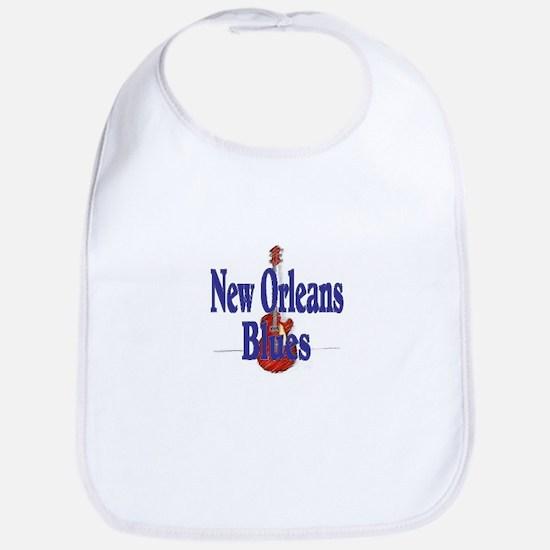New Orleans Blues Bib