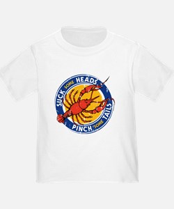 Suck Some Heads PInch Some Tails T-Shirt