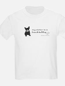 Cool French bulldog mom T-Shirt