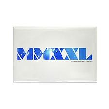 MMXXL - Blue Magnets