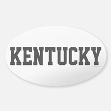 Kentucky - Jersey Vintage Decal
