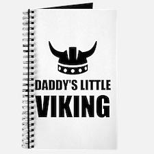 Daddy's Little Viking Journal