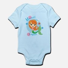 Mermaid Lagoon Infant Bodysuit