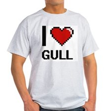 I love Gull T-Shirt