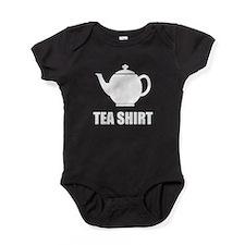 Tea Shirt Baby Bodysuit
