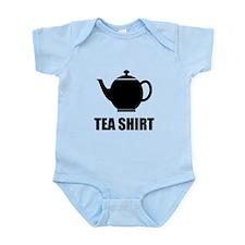 Tea Shirt Body Suit