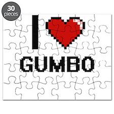 I love Gumbo Puzzle