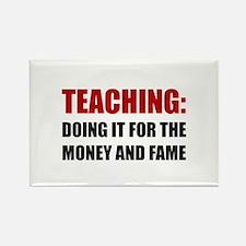 Teaching Money Fame Magnets