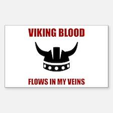 Viking Blood Decal