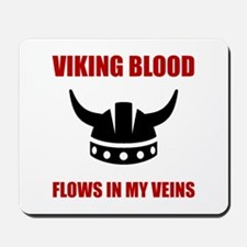 Viking Blood Mousepad