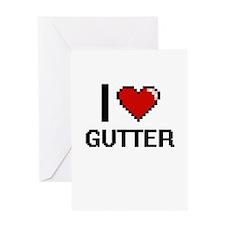 I love Gutter Greeting Cards