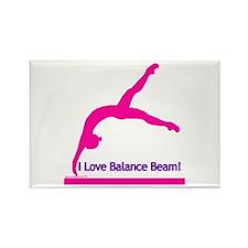 Gymnastics Magnet - Beam
