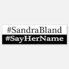 Funny Sandra Sticker (Bumper)