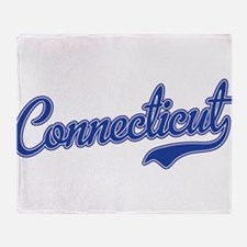 Connecticut Throw Blanket