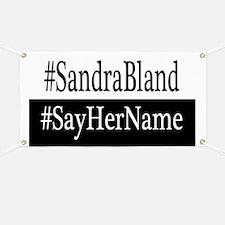 Sandra Bland Banner