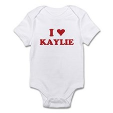 I LOVE KAYLIE Infant Bodysuit