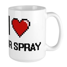 I love Hair Spray Mugs
