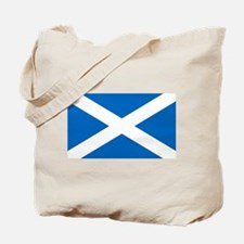 SCOTLAND FLAG Tote Bag