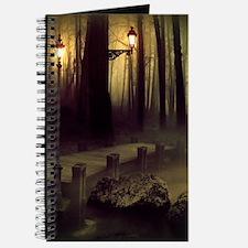 Misty Boardwalk Journal